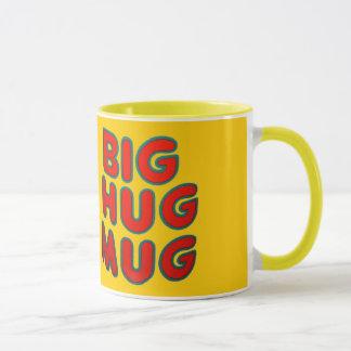 Großes Umarmungs-Kaffee-Tassen-Geschenk Tasse
