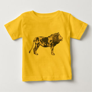 GROSSES Vieh Baby T-shirt