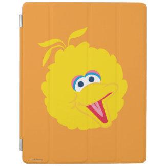 Großes Vogel-Gesicht iPad Hülle
