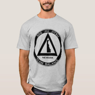 Großes vorderes Logo-Shirt T-Shirt