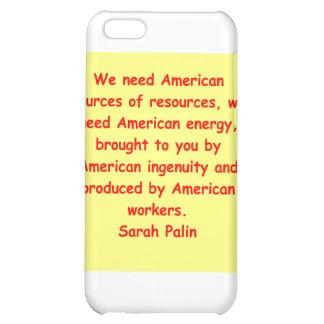 großes Zitat Sarahs Palin