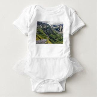 Grossglockner hohe alpine Straße, Österreich Baby Strampler