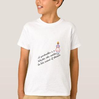 Großmutter-Babysitter T-Shirt