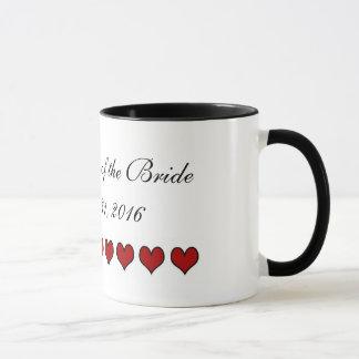 Großmutter der Braut | Wedding Tasse