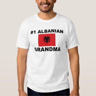 Großmutter des Albaner-#1 T-Shirt