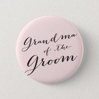 Großmutter des runder button 5,7 cm