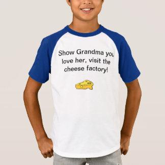Großmutter-Käse T-Shirt