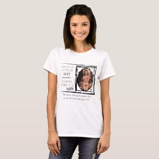 Großmutter nahm Möglichkeiten T-Shirt