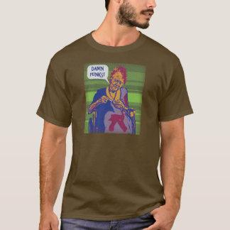Großmutter-Punk T-Shirt
