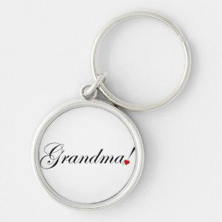 Großmutter Schlüsselanhänger
