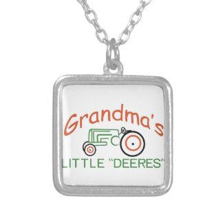 Großmütter wenig versilberte kette
