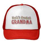 Großmutterwort-Kunsthut der Welt bestster Baseballmützen
