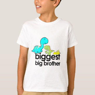 größter großer Bruder der Dinosaurier T-Shirt