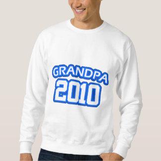 Großvater 2010 sweatshirt