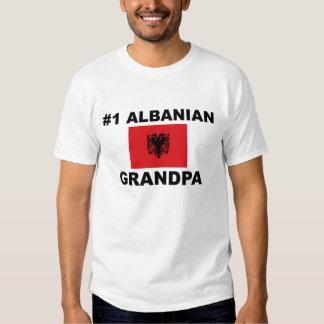 Großvater des Albaner-#1 T-Shirt