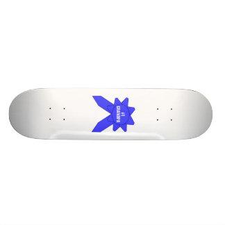 Großvater des blauen Band-#1 Skateboardbrett