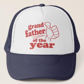 Großvater des Jahres Truckerkappe