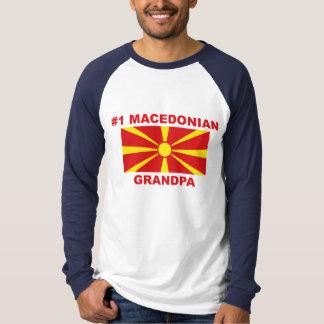 Großvater des Macedonian-#1 T-Shirt