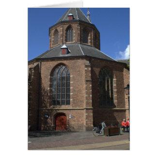 Grote Kerk, Naarden Grußkarte