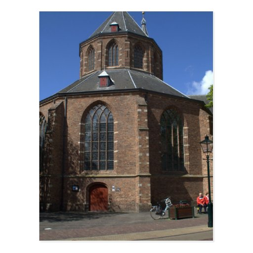 Grote Kerk, Naarden Postkarten