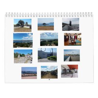 Groton/neues London für den Einheimisch-Kalender Abreißkalender