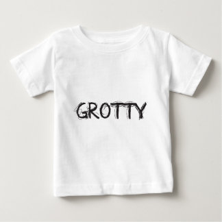 grotty.ai baby t-shirt