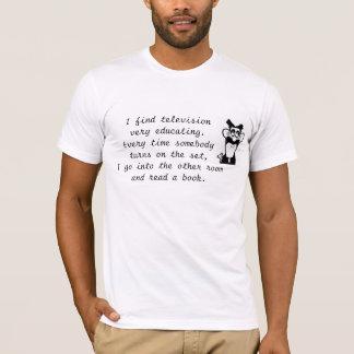 Groucho Marx Fernsehzitat-T - Shirt