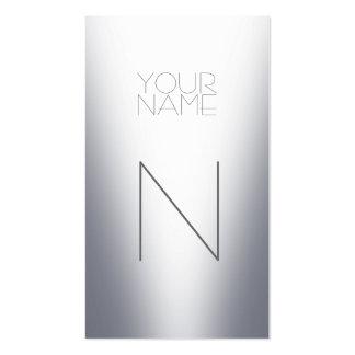 Groupon Mode elegant Visitenkarte