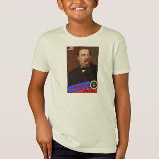 Grover Cleveland-Baseballkarte T-Shirt