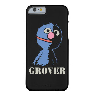 Grover halb barely there iPhone 6 hülle