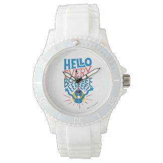 Grover hallo armbanduhr