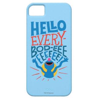 Grover hallo iPhone 5 schutzhüllen