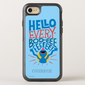 Grover hallo OtterBox symmetry iPhone 8/7 hülle