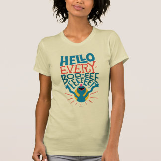 Grover hallo T-Shirt