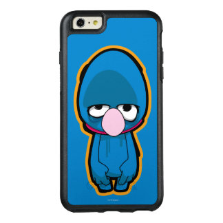 Grover-Zombie OtterBox iPhone 6/6s Plus Hülle