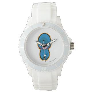 Grover-Zombie Uhr