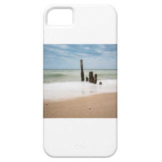 Groynes auf Ufer der Ostsee Etui Fürs iPhone 5