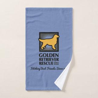 GRRNT, das besten Freunden Hundetuch holt Handtuch