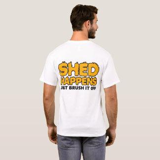 GRRNT Halle geschieht T-Stück T-Shirt