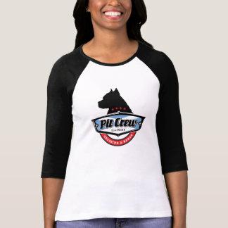 Gruben-Stier-Vorstellungs-Damen-T - Shirt