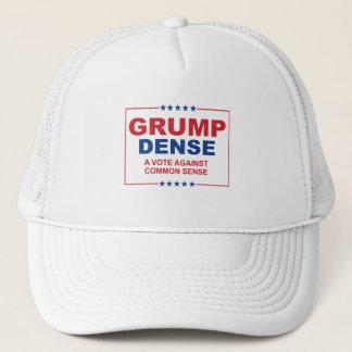GRUMP DICHTES 2016 - eine Abstimmung gegen Truckerkappe