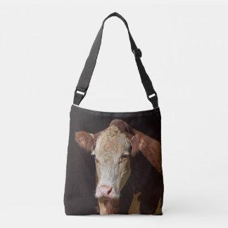 Grump-Kuh Tragetaschen Mit Langen Trägern