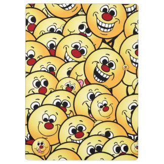 Grumpeys glückliches Smiley-Set