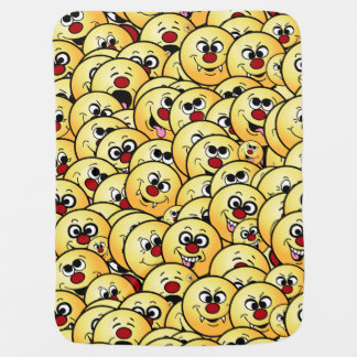 Grumpeys lustiges Smiley-Set Puckdecke