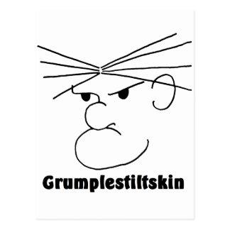 Grumplestiltskin Postkarte