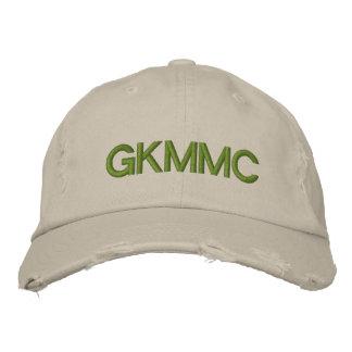 Grün adelt MMC-Hut Bestickte Baseballcaps