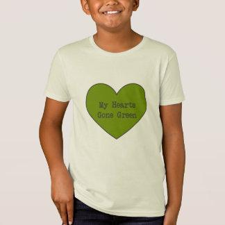 Grün am Herz-Bio Shirt