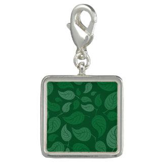 Grün-Blätter Charms