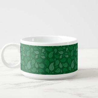 Grün-Blätter Kleine Suppentasse