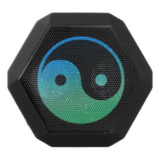 Grün-blauer und schwarzer Yin Yang Boombot REX Schwarze Bluetooth Lautsprecher